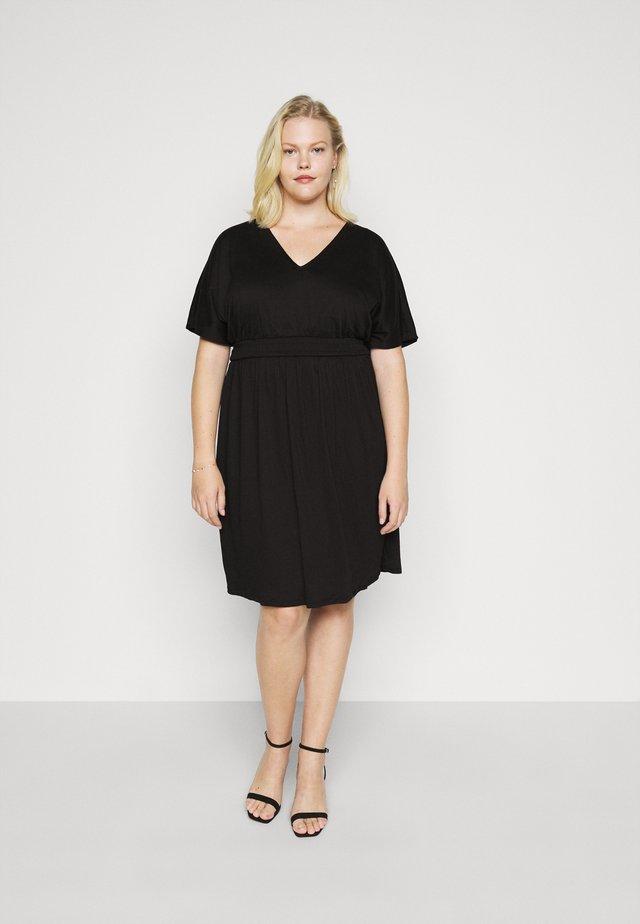 VMRITA SMOCK DRESS - Vestido informal - black