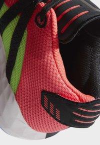 adidas Performance - DAME 6 SHOES - Basketball shoes - black - 7
