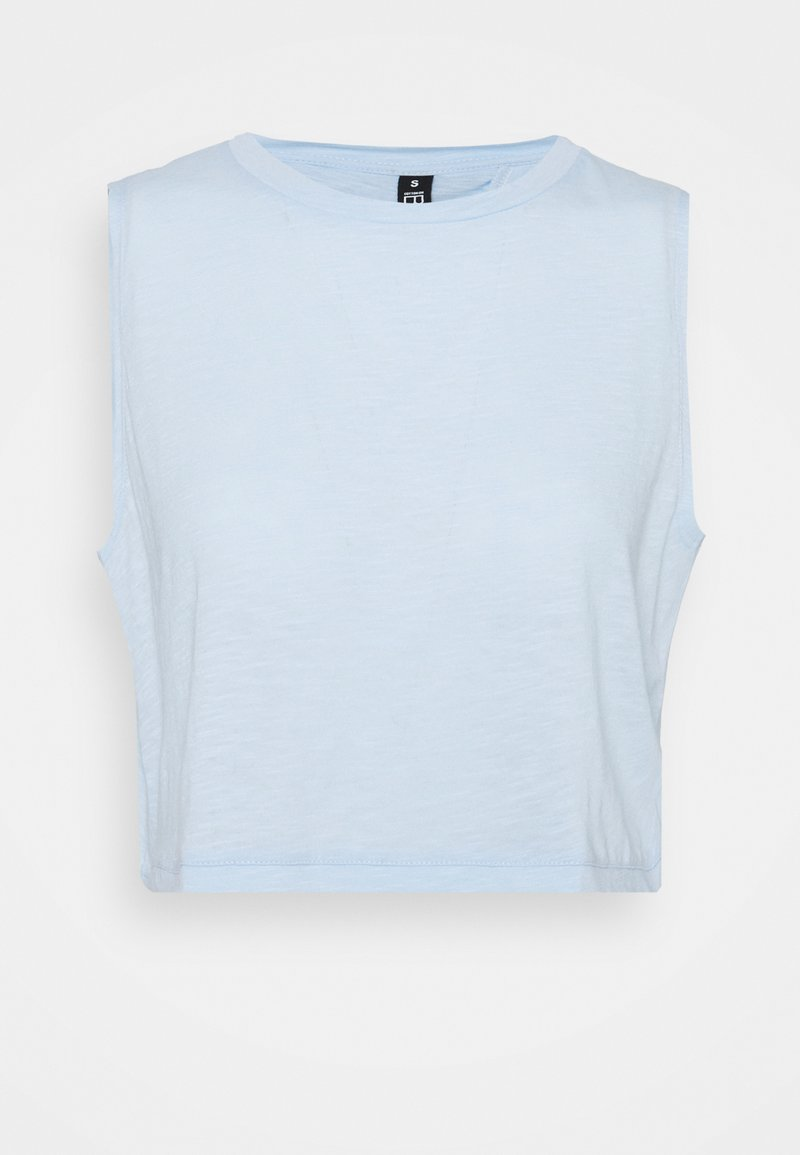 Cotton On Body - MATERNITY ALL THINGS FABULOUS TANK - Top - baby blue