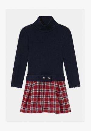 LOEVA - Robe en jersey - smoking/multico