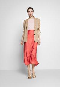 Bruuns Bazaar - BACA SKIRT - A-line skirt - poppy red - 1
