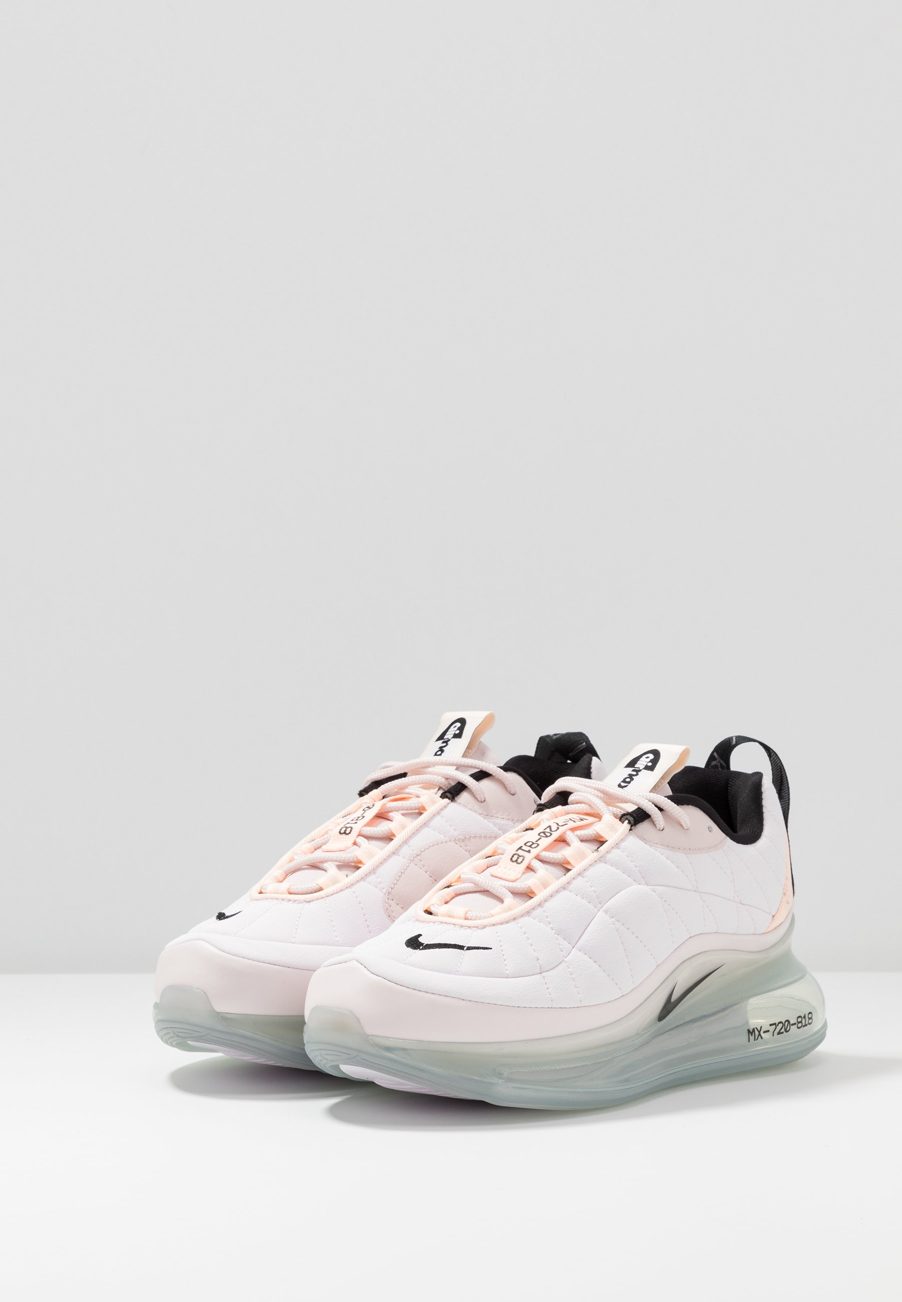 Nike Sportswear MX720818 Sneaker low light violet/black/barely rose/crimson tint/silver/lila