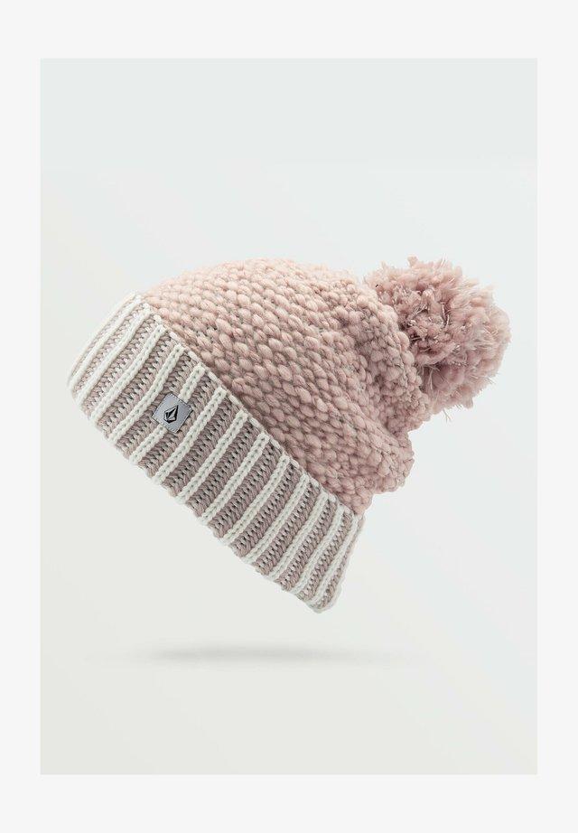 CHALET BEANIE - Bonnet - faded_pink