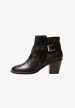 ALASKA MANDALA - Classic ankle boots - black