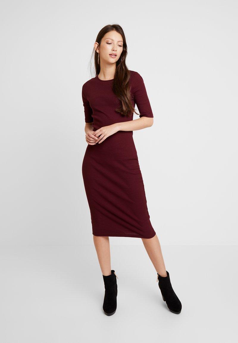 Even&Odd - Day dress - beaujolais