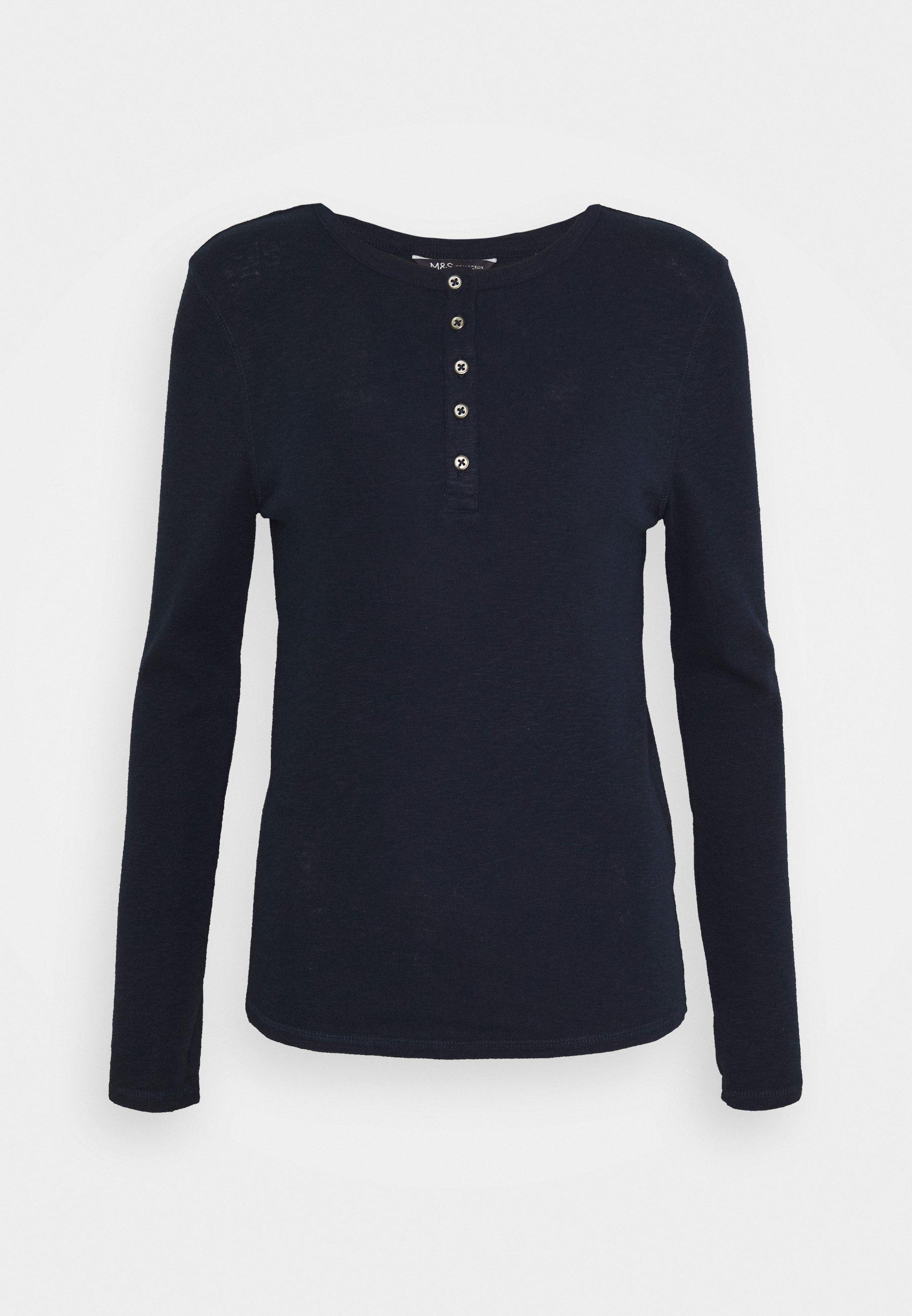 Femme SCOOP HENLEY - T-shirt à manches longues