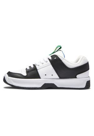 LYNX - Zapatillas - black/white/red