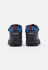 Geox - BULLER BOY ABX - Classic ankle boots - navy/dark red - 2