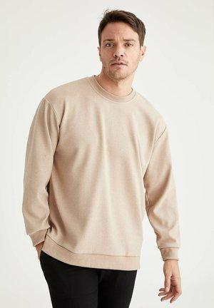 OVERSIZED - Sweatshirt - ecru