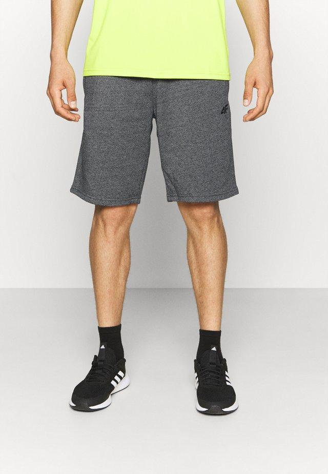 Men's sweat shorts - Träningsshorts - dark grey