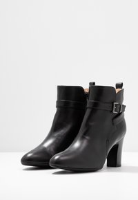 Unisa Wide Fit - UMBRIAWD - Ankle Boot - black - 4