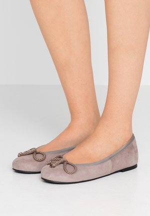 ANGELIS - Ballet pumps - taupe