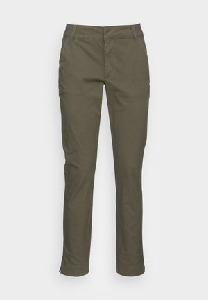 METTA PANTS - Trousers - grape leaf