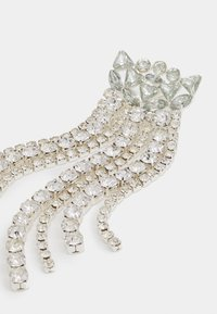 Pieces - PCSALINA EARRINGS - Earrings - silver-coloured - 2