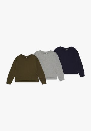 3 PACK  - Sweatshirt - multi-coloured
