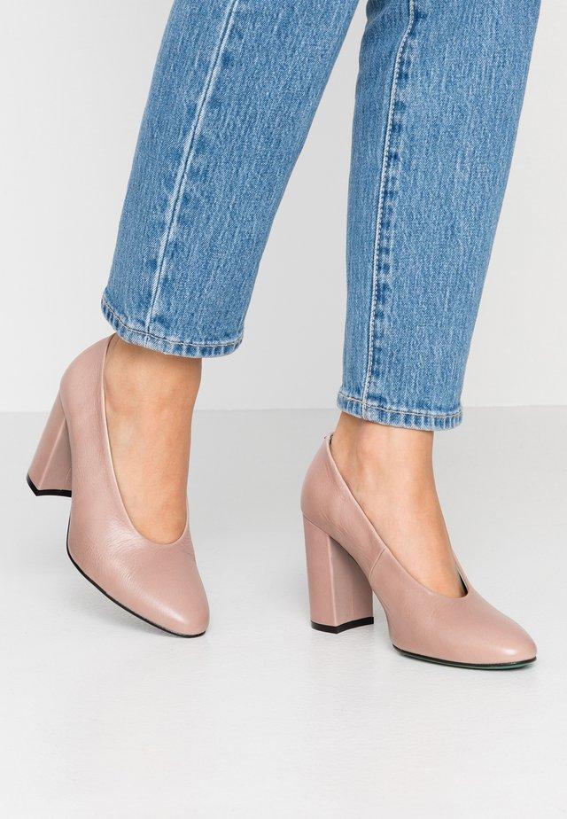 High Heel Pumps - sierra rose