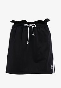 adidas Originals - BELLISTA 3 STRIPES SKIRT - Minigonna - black - 3
