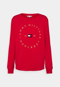 Tommy Hilfiger - REGULAR CIRCLE  - Sudadera - primary red - 4