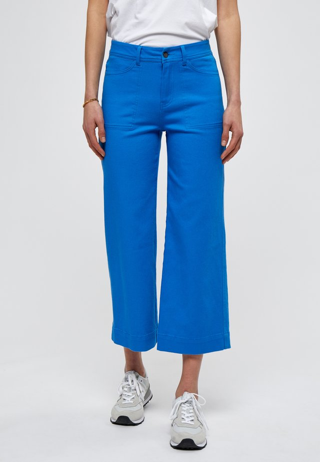FLORENCE - Broek - french blue