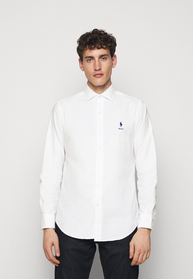 Polo Ralph Lauren - OXFORD - Shirt - white