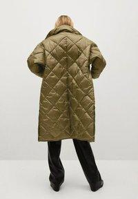 Mango - CROCO - Winter coat - khaki - 2