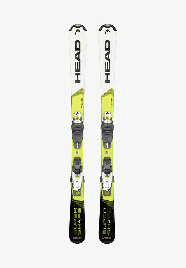 SUPERSHAPE TEAM - Skiing - white/black