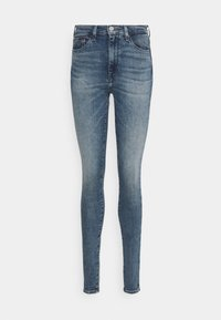 Tommy Jeans - SYLVIA STRETCH - Jeans Skinny Fit - light blue - 0