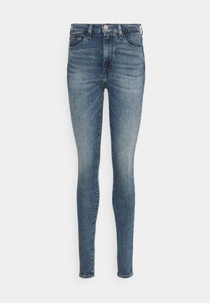 SYLVIA STRETCH - Jeans Skinny - light blue