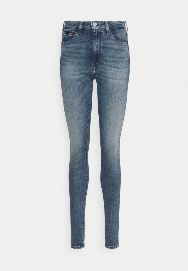 SYLVIA STRETCH - Jeans Skinny Fit - light blue