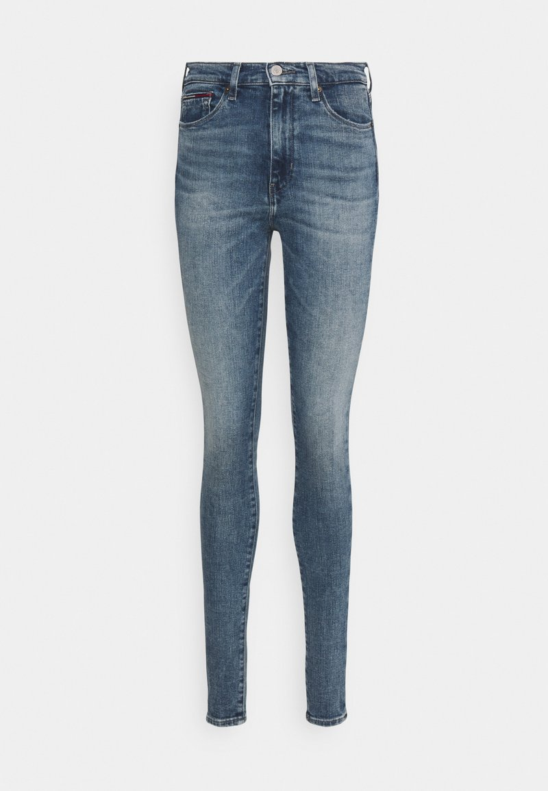 Tommy Jeans - SYLVIA STRETCH - Jeans Skinny Fit - light blue