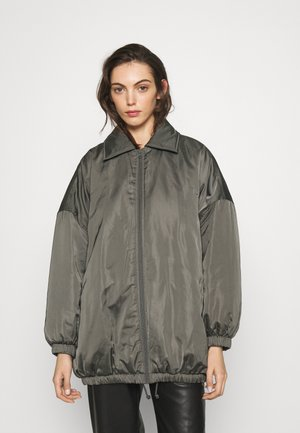 YABAY - Short coat - metal