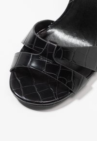 New Look - PENNY  - High heeled sandals - black - 2