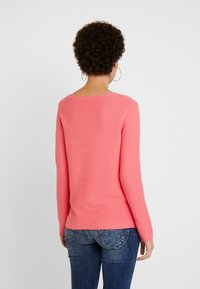 TOM TAILOR - SWEATER NEW OTTOMAN - Jumper - charming pink - 2