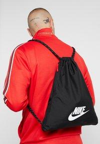 Nike Sportswear - HERITAGE UNISEX - Rucksack - black - 1