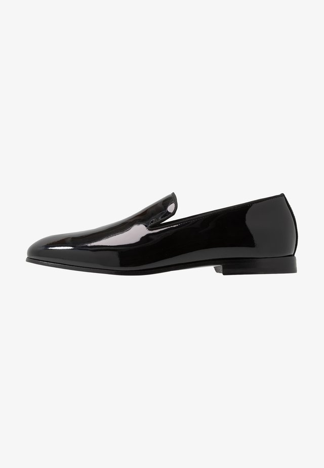 Business loafers - nero