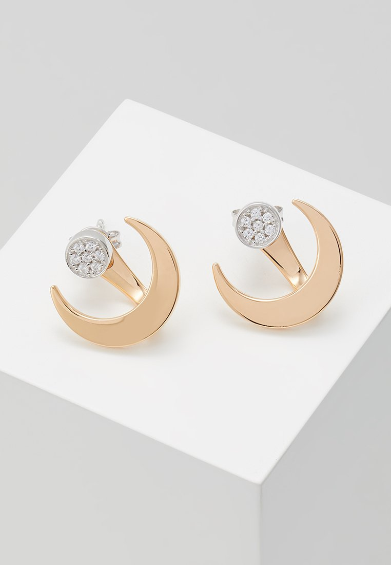 Emporio Armani - Earrings - roségold-coloured/silver-coloured