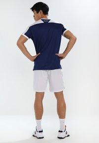 Diadora - SHORT COURT - Sportovní kraťasy - optical white - 2