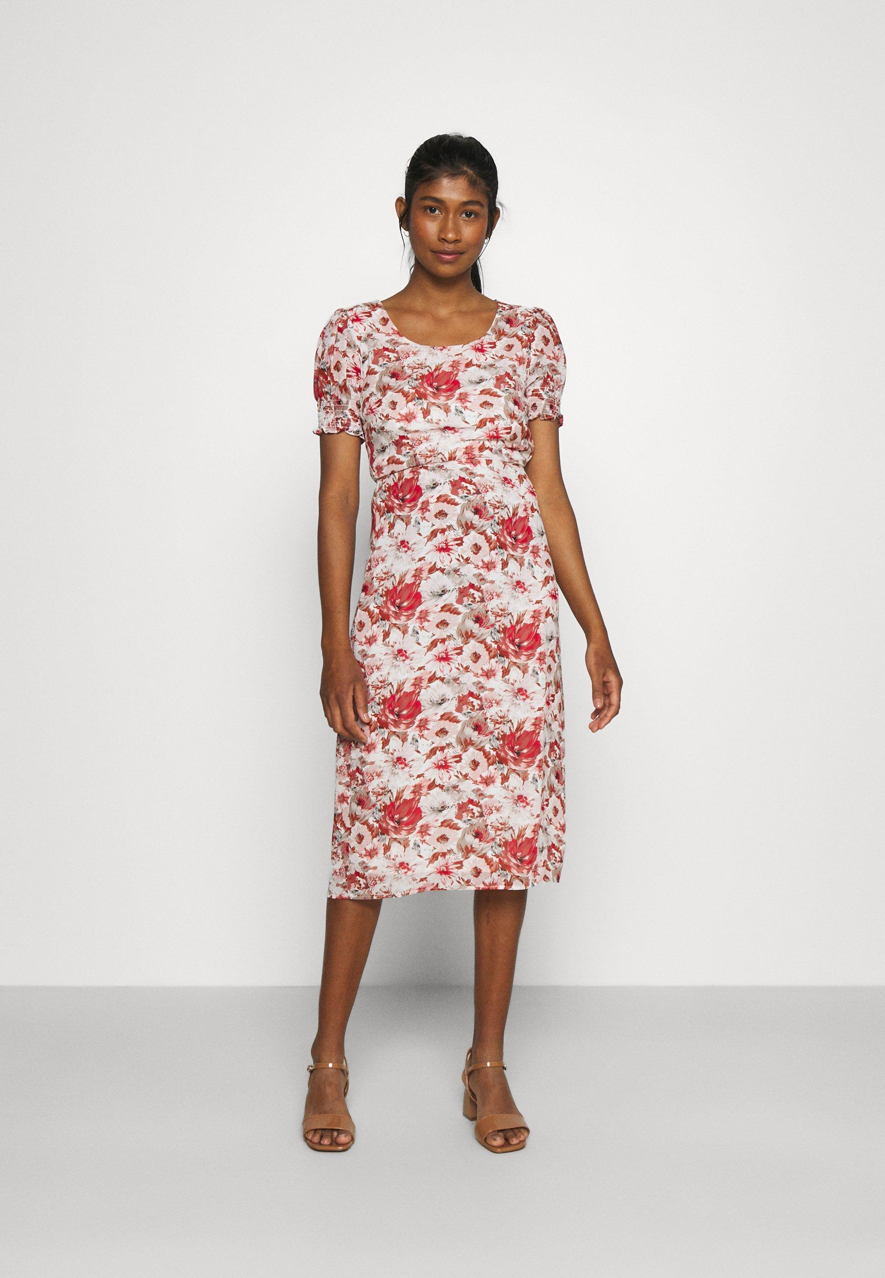 Women VISALINA MIDI DRESS - Day dress