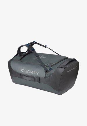TRANSPORTER - Sports bag - pointbreak grey