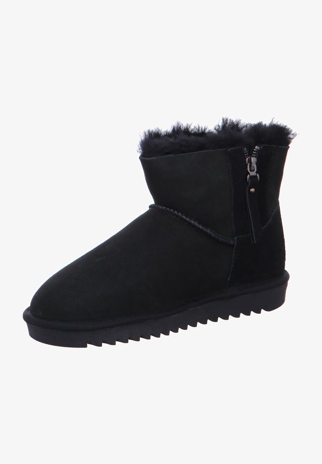 ALASKA - Winter boots - schwarz