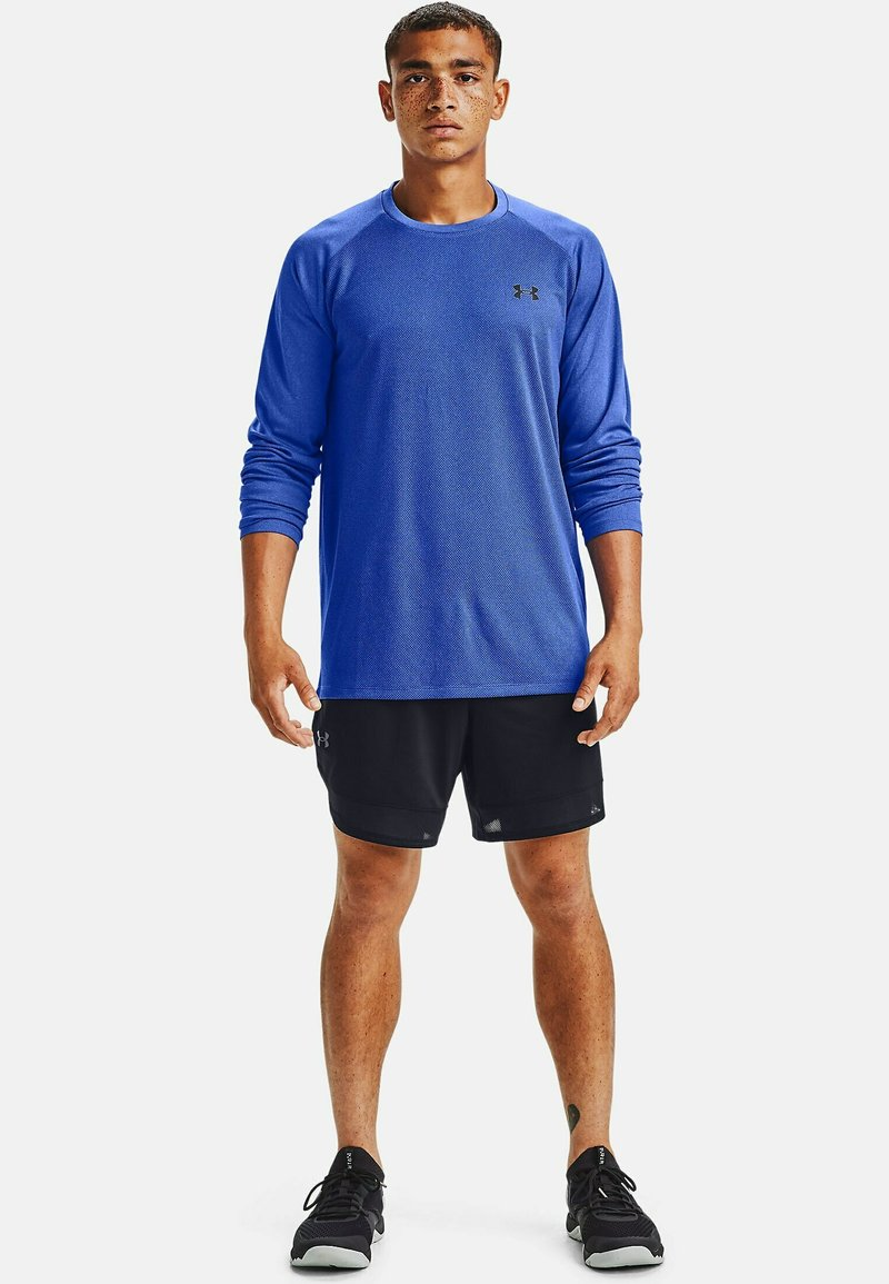 Under Armour - Long sleeved top - emotion blue