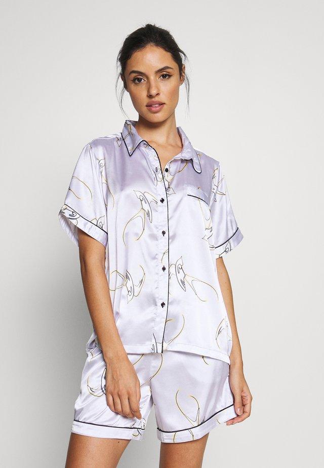 SPARROW  - Pyžamová sada - lavender blue