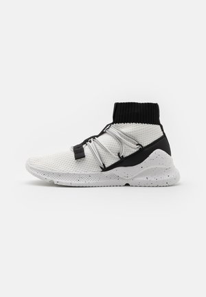 JARROD - Sneakers alte - white/black