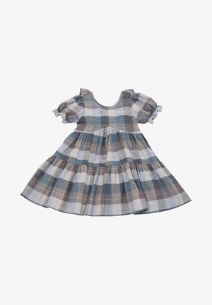 FRILLY  - Day dress - blue-grey