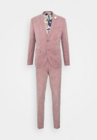 WEDDING COLLECTION - SLIM FIT SUIT - Kostym - pink