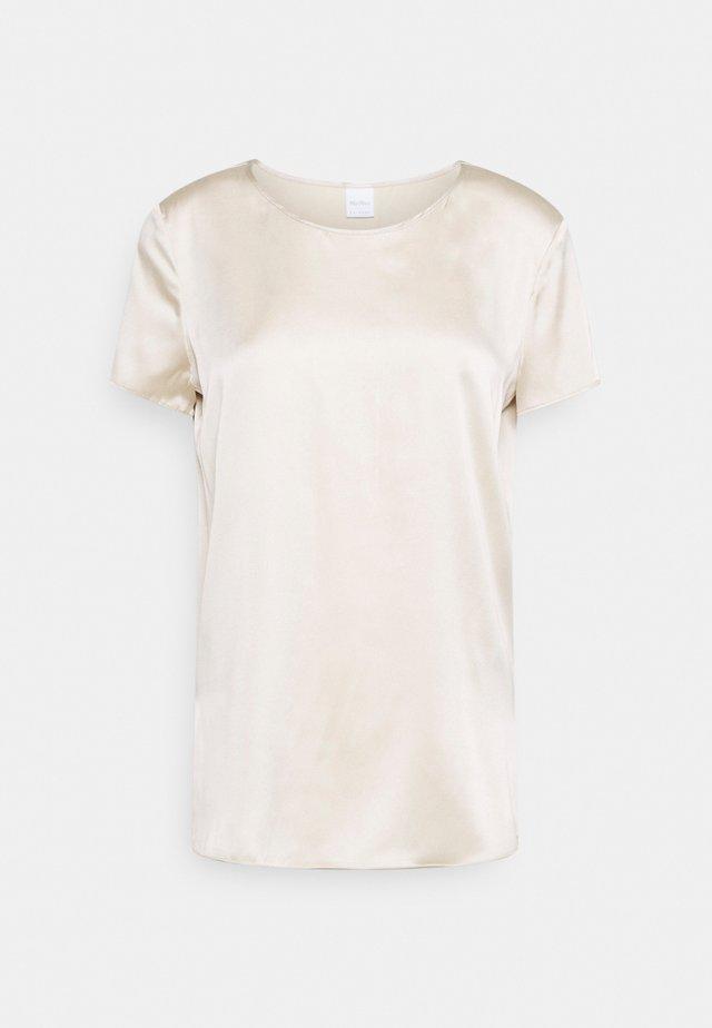 CORTONA - T-shirt basique - ecru