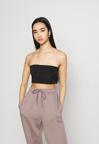 Missguided - SCULPTED SEAM FREE BASIC BANDEAU 3 PACK - Top - black/white/red - 4