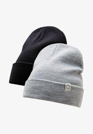 2 PACK - Czapka - grey