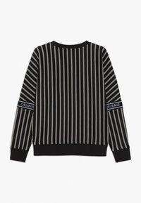 Calvin Klein Jeans - STRIPE LOGO TAPE - Sweatshirt - black - 1