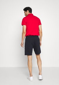 Tommy Hilfiger - BASIC EMBROIDERED  - Shorts - blue - 2